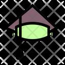 Hat graduation Icon