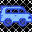 Vehicle Hatchback Car Icon