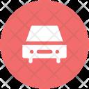 Hatchback Luxury Car Icon