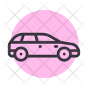 Hatchback Icon