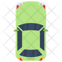 Hatchback Car Vehicle Icon