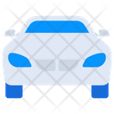Hatchback Car Transport Icon