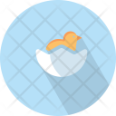 Hatched Chicken Hatchling Icon