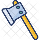 Hatchet Axes Tool Icon