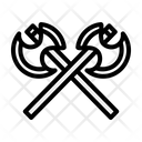 Hatchet Ax Adz Icon