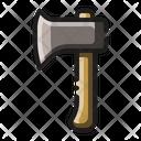 Hatchet Axe Tool Icon