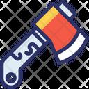 Axe Adventure Camp Icon