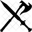 Hatchet Broadsword And Icon