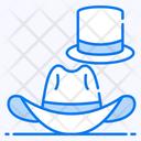 Hats Floppy Hats Headwear Icon