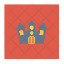 Haunted Building Home Icon