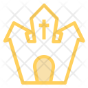 Haunted Castle Ghost Icon