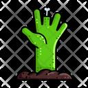 Haunted Hand Icon