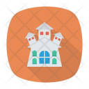 Haunted home Icon