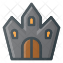 House Haunted Ghost Icon