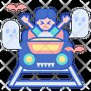 Haunted Ride Icon