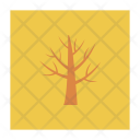 Haunted Tree Green Icon
