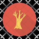 Haunted Tree Icon