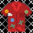 Hawaii Shirt Icon