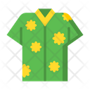 Hawaiian Clothes Clothing Icon