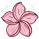 Hawaiian Flower Blossom Floret Icon