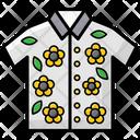 Hawaiin Shirt Sweater Jersey Icon
