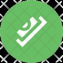 Hawk Tool Concrete Icon