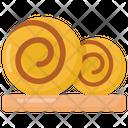 Hay Bales Icon