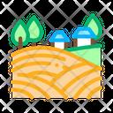 Haystack Village Farming Icon