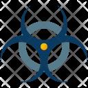 Hazard Sign Icon