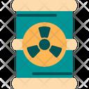 Hazard Chemical Dangerous Icon