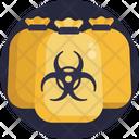 Personal Protective Equipment Hazard Toxic Icon