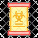 Capsule Storing Dangerous Icon