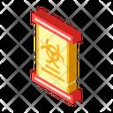 Hazard Chemical Icon