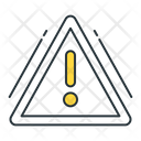 Hazard Light Icon