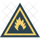 Flame Dangerous Fire Icon