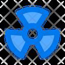 Hazardous Danger Logotype Icon
