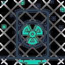 Hazardous-Waste Icon