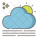 Haze Weather Cloud Icon