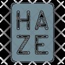 Haze Smoke Condition Icon