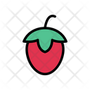 Hazelnut Dryfruit Garden Icon
