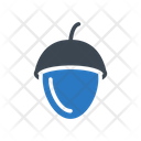Hazelnut Fruit Food Icon