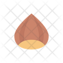 Hazelnut Dryfruit Eat Icon
