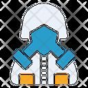 Hazmat Suit Coronavirus Icon