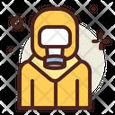 Hazmat Suit Icon