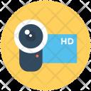 Hd Camcorder Handycam Icon