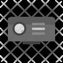 Hd Camera Presentation Icon