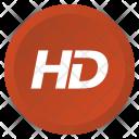 Hd Multimedia High Icon