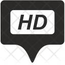 Hd Tag Place Icon
