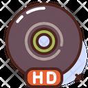 Hd Camera Hd Video Icon