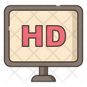 Hd Film Icon